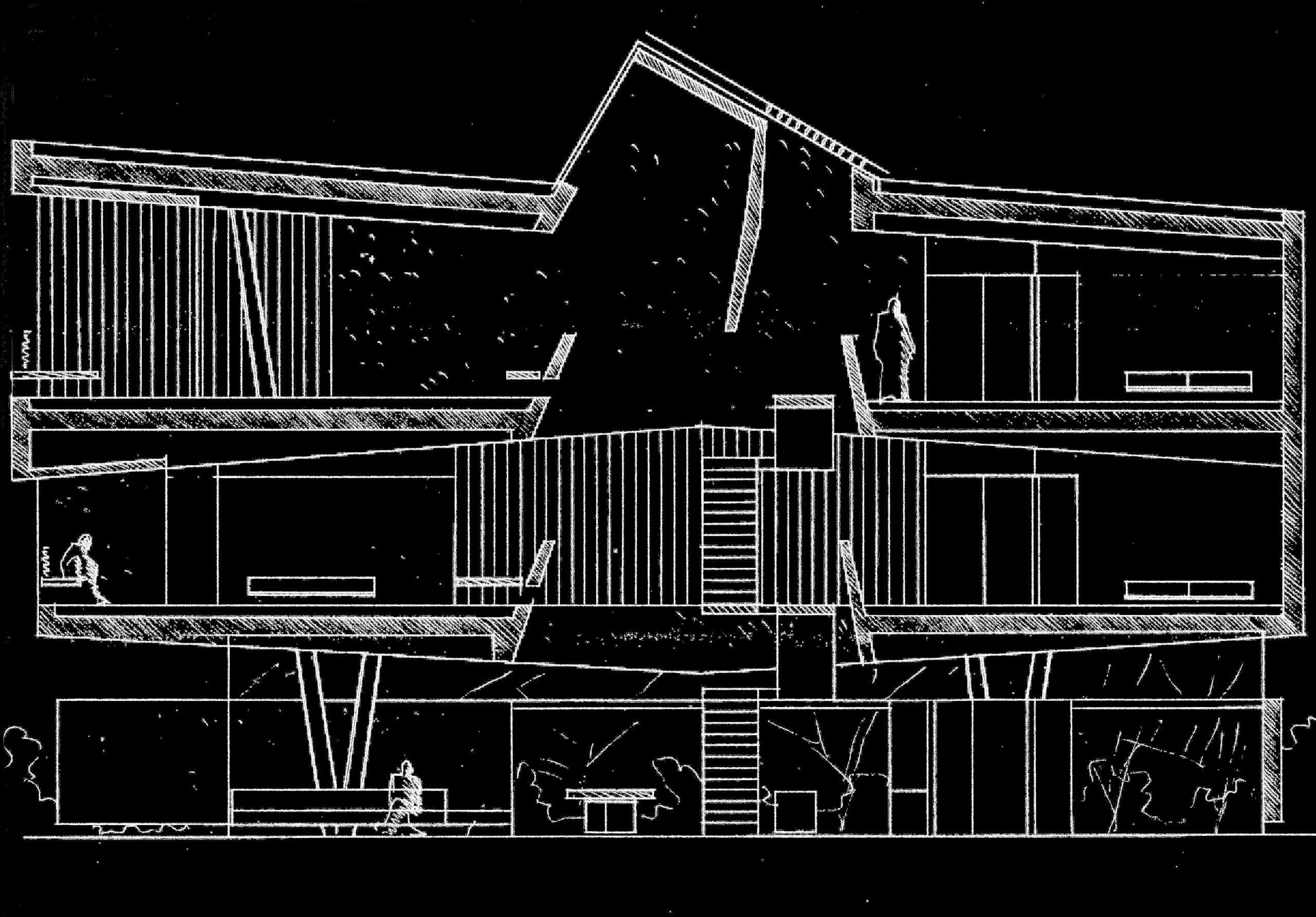 5 Casa estrecha en La Punta frente al mar