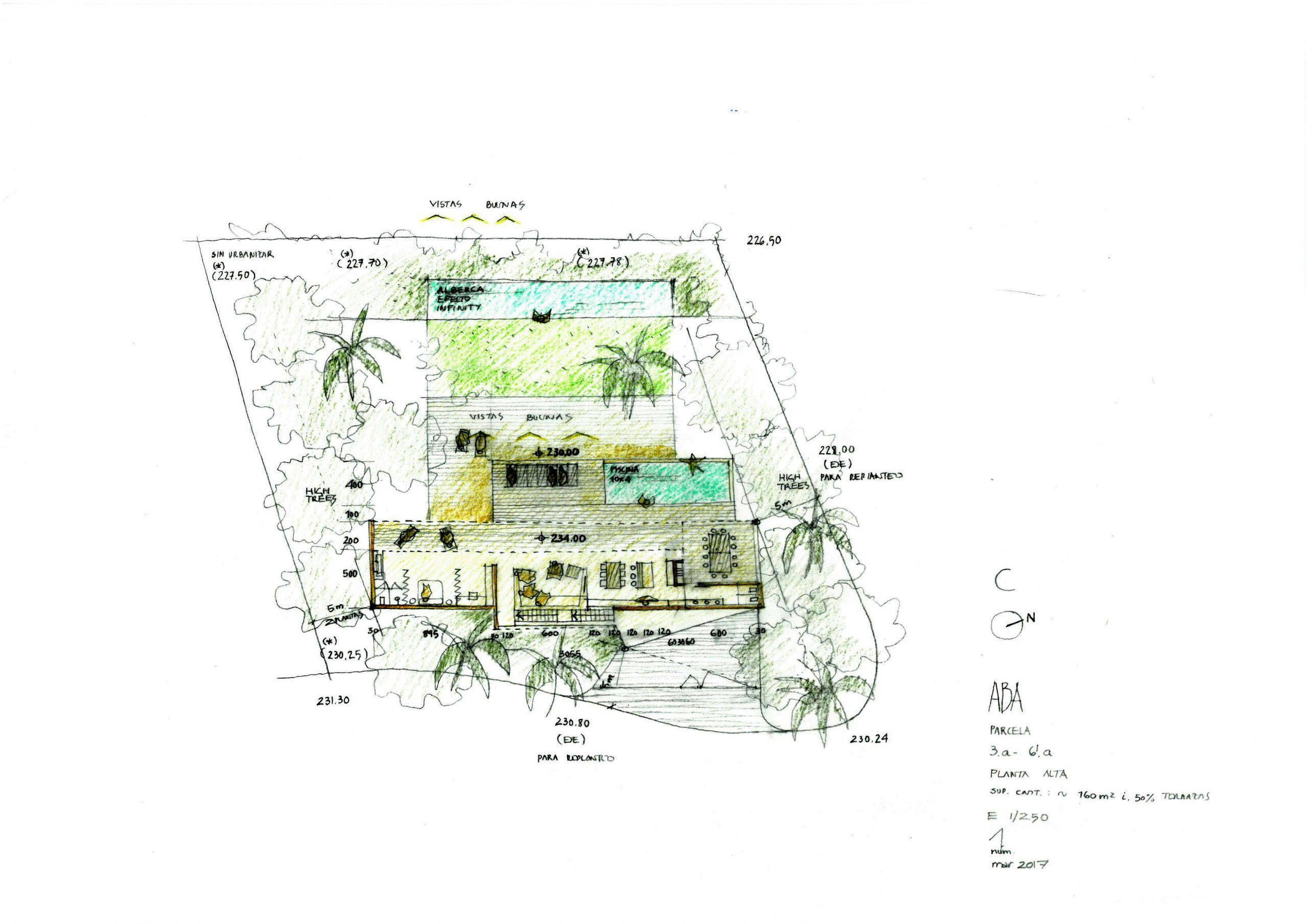11-1 Casa fragmentada, nómada del paisaje atlántico